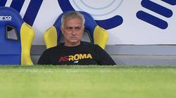 Trainiert derzeit die Mannschaft des AS Rom: José Mourinho
