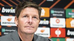 Eintracht Frankfurt wartet unter Oliver Glasner weiterhin auf den ersten Saisonsieg