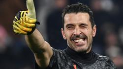 Buffon denkt auch mit 42 Jahren nichts ans Aufhören