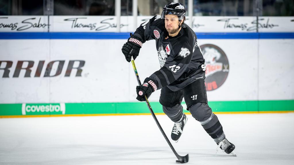 Rylan Schwartz verlässt die Nürnberg Ice Tigers