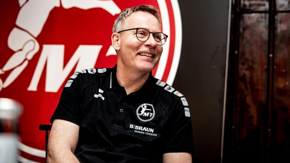 Melsungen verlängert mit Trainer Gudmundsson