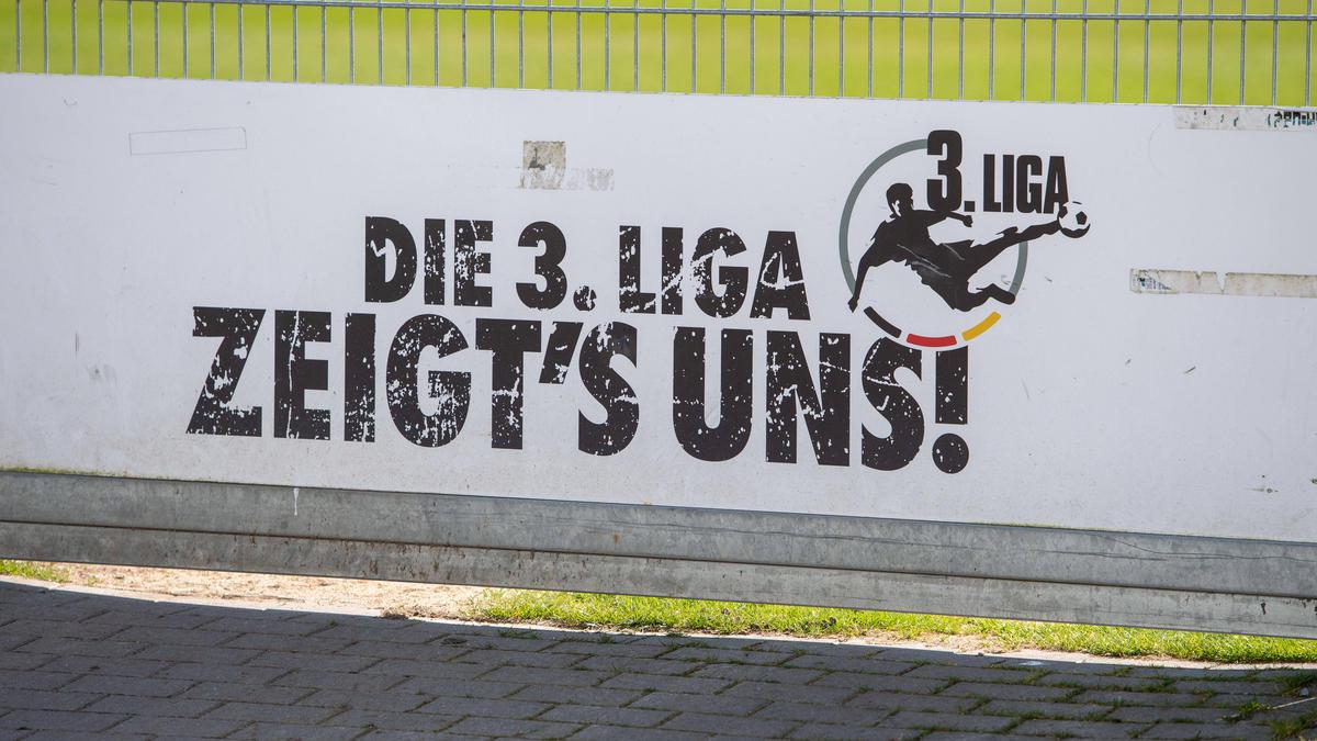Am Montag wird über die Zukunft der 3. Liga entschieden