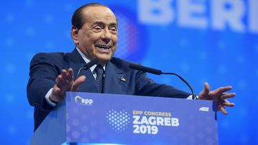 Silvio Berlusconi will Millionen für einen Aufstieg Monzas investieren