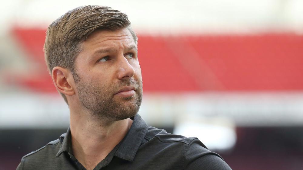 Seit 2019 Sportvorstand in Stuttgart: Thomas Hitzlsperger