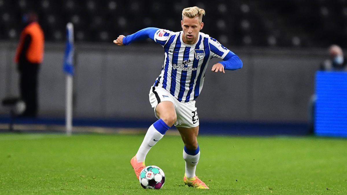 Arne Maier soll bei Arminia Bielefeld Spielpraxis sammeln