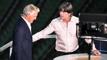 Bastian Schweinsteiger hatte gleich mehrere Vorschläge für Bundestrainer Joachim Löw parat
