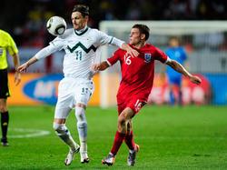 Bei der WM 2010...
