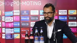 Sportvorstand Hasan Salihamidzic baut schon am Kader des FC Bayern für 21/22