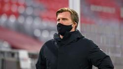 Markus Krösche will im Winter keine weiteren Spieler zu RB Leipzig lotsen