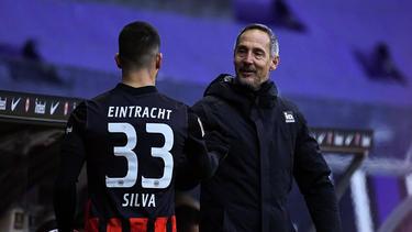 Eintracht Frankfurt schielt auf die Königsklasse