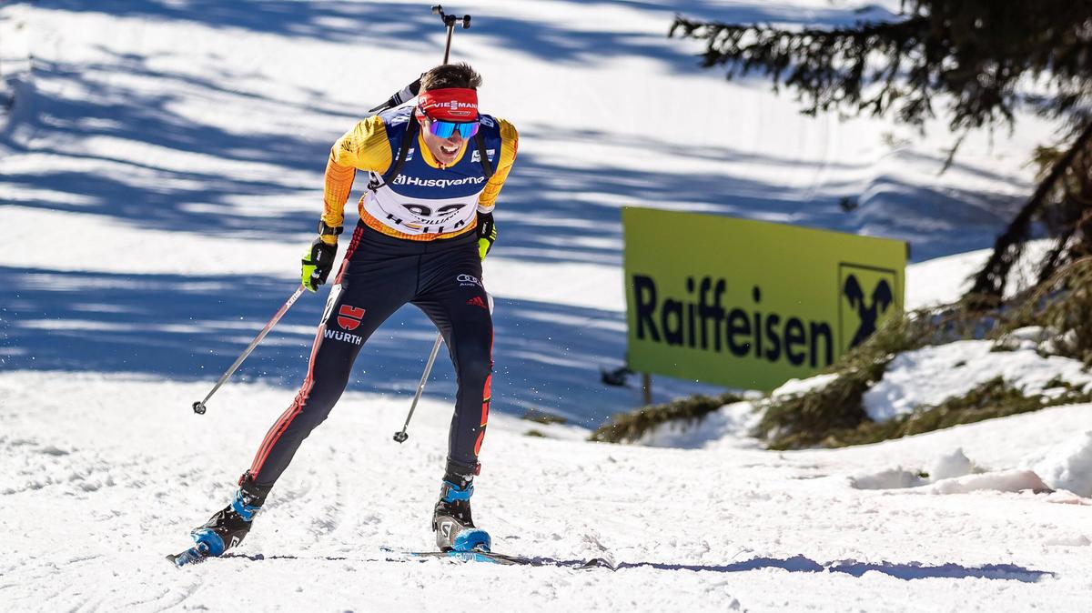 Philipp Lipowitz holte sensationell Gold