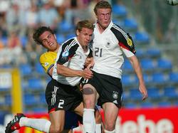 U21-EM 2004: Schweden zu stark für DFB-Elf