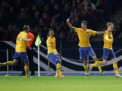 4:4: Schweden feiert gegen Deutschland das Comeback des Jahres