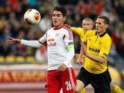 Salzburg geht gegen Elfsborg in Front