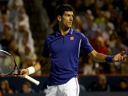 Djokovic scheidet im Achtelfinale aus