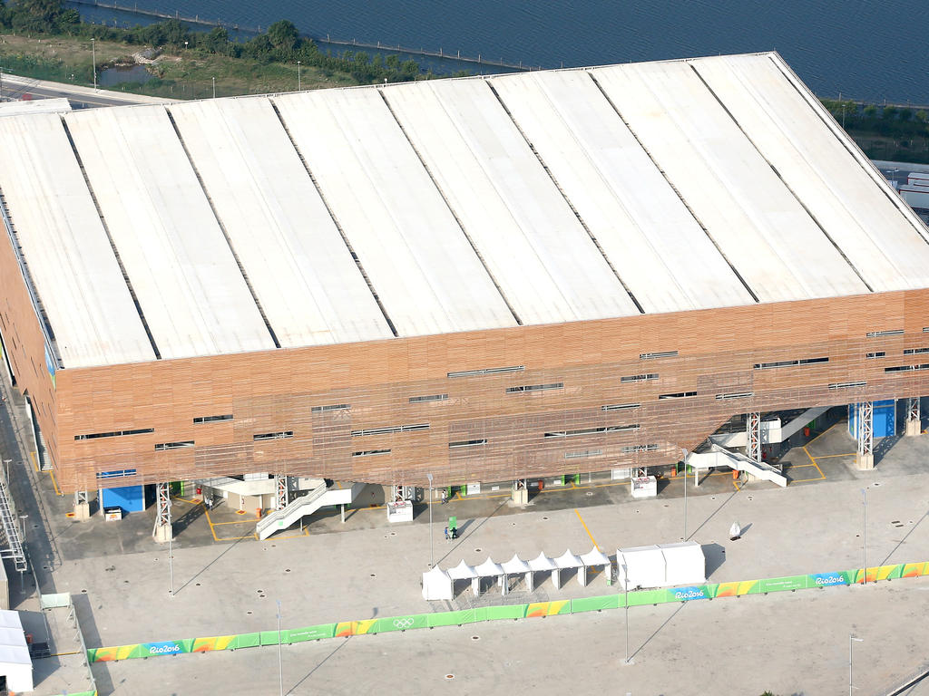 Die Arena do Futuro in Rio de Janeiro