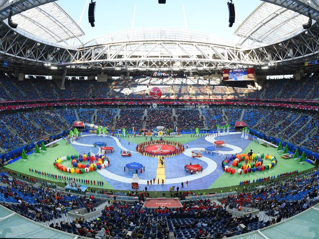 Die Mehrheit der Befragten ist gegen einen Boykott der WM 2018