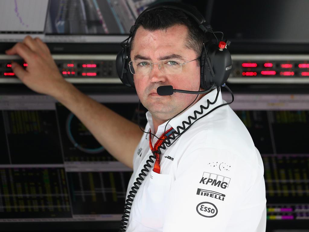 Eric Boullier glaubt an sein Team und Superstar Fernando Alonso