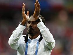 Aliou Cissé bewahrt die Ruhe