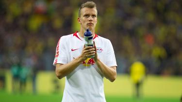 Lukas Klostermann ist für das Spiel gegen Mexiko als U21-Kapitän benannt