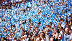 Der HSV hat unter Europas Zweitligisten den höchsten Zuschauerschnitt