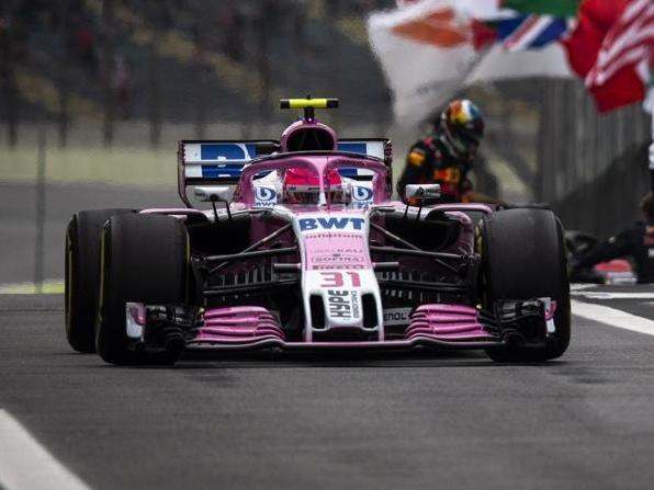 Schlechte Nachrichten für Esteban Ocon: Fünf Startplätze in Brasilien zurück!