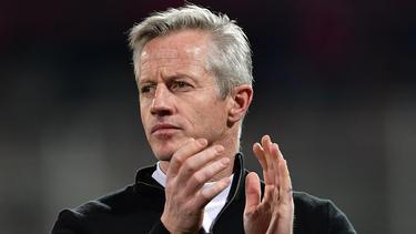 Jens Keller soll Ingolstadt vor dem Abstieg bewahren