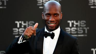 Didier Drogba beendete in diesem Jahr seine Karriere