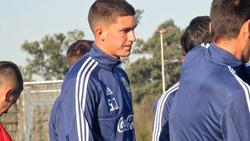 Wechselt Leonardo Balerdi zum BVB? (Bildquelle: instagram.com/leobalerdi5)