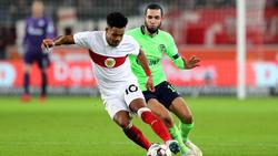 Daniel Didavi und der VfB Stuttgart müssen sich in der Rückrunde steigern