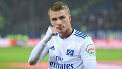 Jann-Fiete Arp wird den HSV in Richtung FC Bayern verlassen