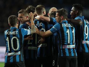 El Atalanta va a disputar una final histórica frente a la Lazio. (Foto: Getty)