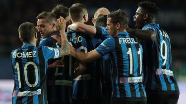 Bergamo feiert den Finaleinzug