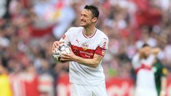 Beim VfB vor dem Aus: Christian Gentner