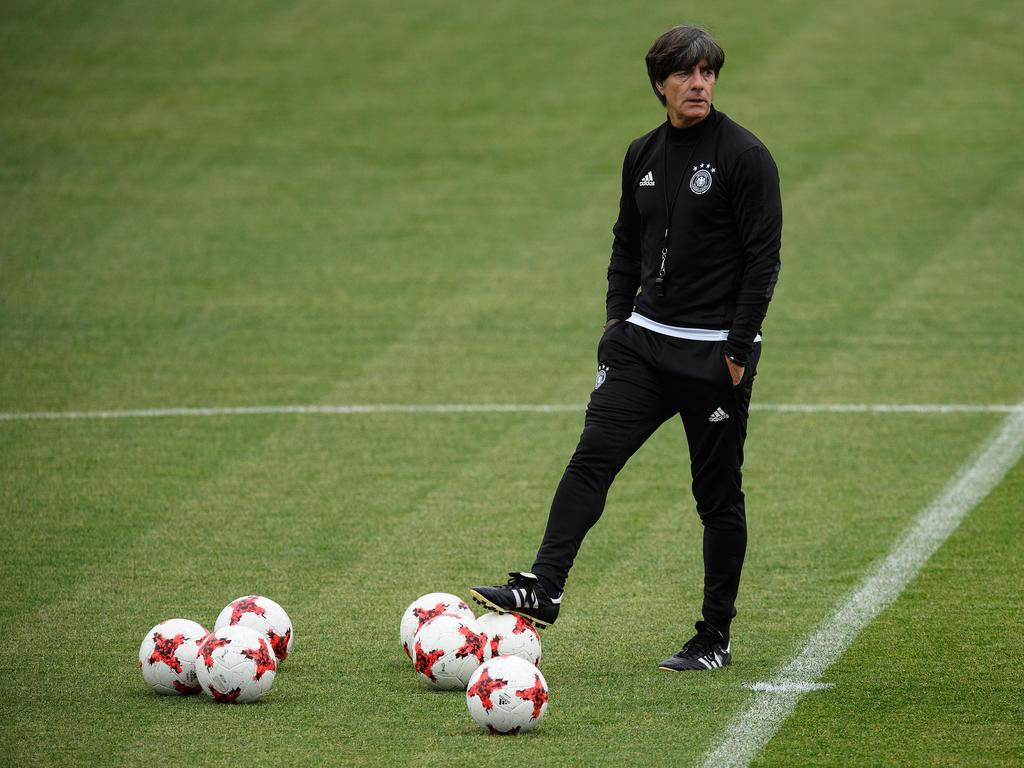 Joachim Löw hält nicht viel von verfrühter WM-Euphorie