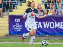 Sandra Žigić wechselt nach Jena