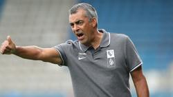 Robin Dutts Verbleib als Bochum-Trainer ist fraglich