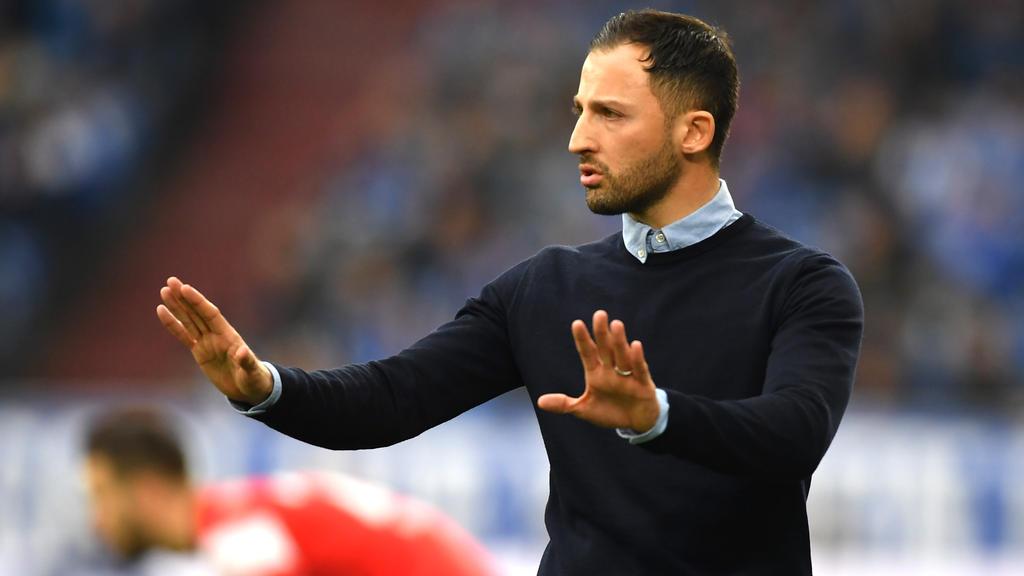 Domenico Tedesco wird wohl neuer Trainer bei Spartak Moskau