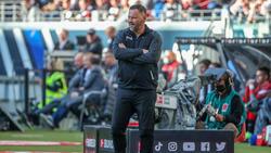 Pál Dárdai holte mit Hertha BSC einen wichtigen Auswärtssieg