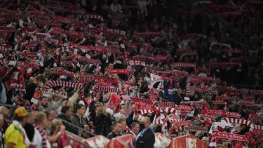 Die Kölner Fans können sich am Sonntag auf ein volles Haus freuen