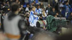 Darf vom Pokalfinale träumen: Ex-BVB-Profi Alexander Isak