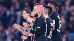 Neymar wird wohl gegen den BVB spielen können