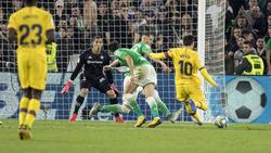 FC Barcelona gewinnt bei Real Betis