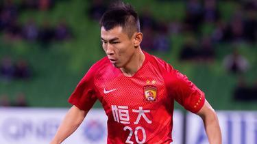 Yu Hanchao wurde bei Guangzhou entlassen