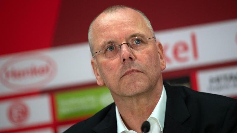 Vorstandsvorsitzender von Fortuna Düsseldorf: Thomas Röttgermann