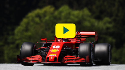 Ferrari hat Probleme
