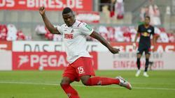 13 Treffer erzielte Cordoba vergangene Saison für den 1. FC Köln