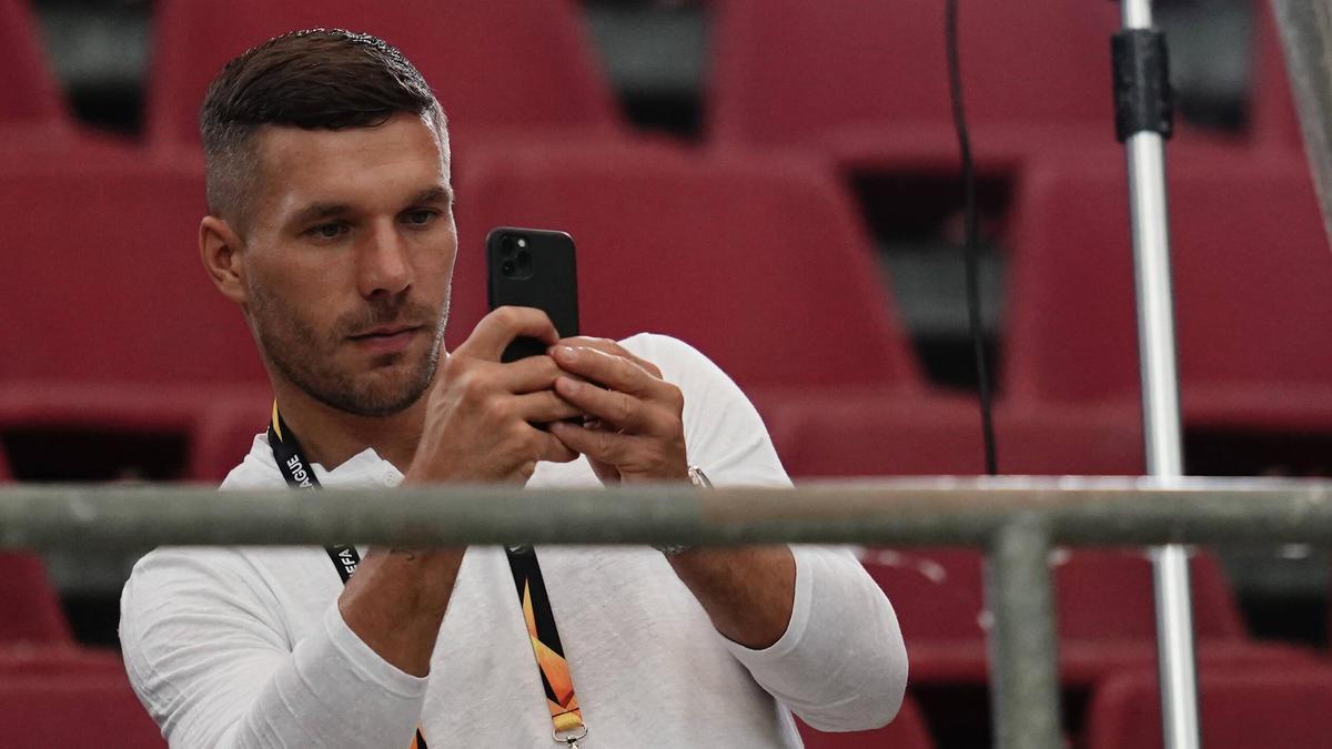 Podolski sieht den Effzeh nicht auf dem richtigen Weg