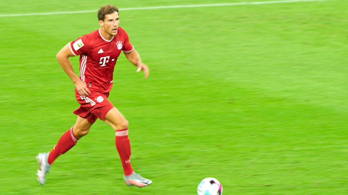 Leon Goretzka fehlt dem FC Bayern gegen den BVB