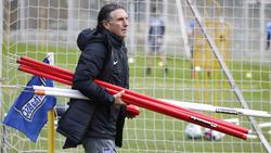 Labbadia trifft mit der Hertha auf den VfL Wolfsburg